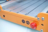 T-Nuten Maschinentisch für S300 V1 und V2