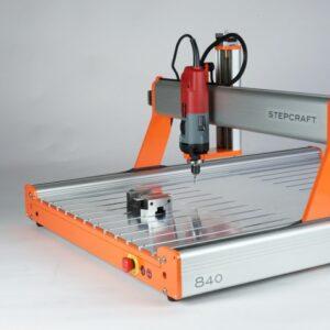 T-Nuten Maschinentisch für S840 V2