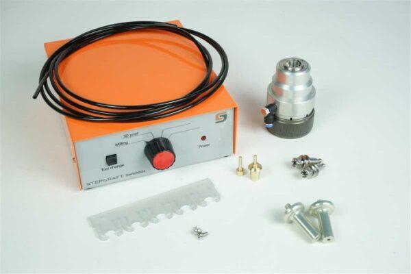 Automatischer Werkzeugwechsler inkl. Switch-Box