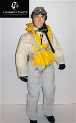 2. Weltkrieg US Navy Pilot 1:4.5 – 1:4