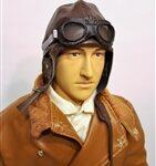 1. Weltkrieg Britisch / Französischer Pilot